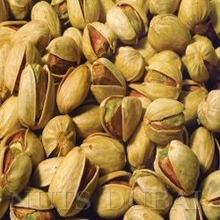 Pistachios Opened Inshell